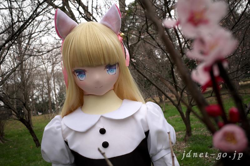 絵理と梅の花見物(1)
