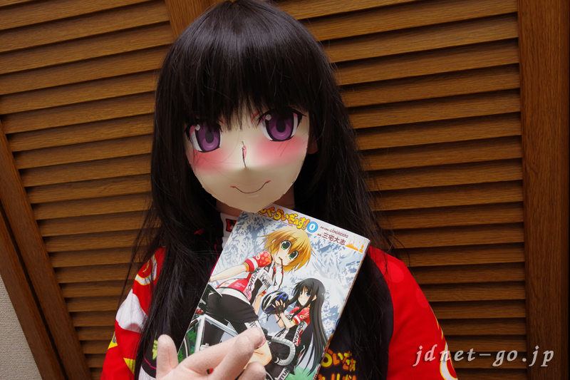 KUU-FACE[くうフェイス]娘を「ろんぐらいだぁす!」の新垣 葵っぽくまとめてみました