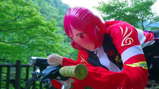 パインのサイクルトレーニング 2
