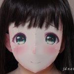 木偶の坊をKUU-FACEでアニメ顔化する